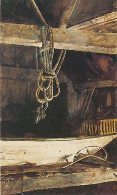 The Rope, Andrew Wyeth