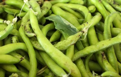 Green peas from Livanates, Greece