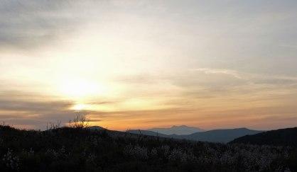 Kaletzi, near Marathon, view south