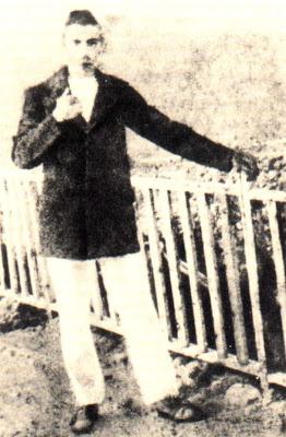 Rimbaud in Africa