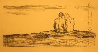 Edvard Munch: Moonrise