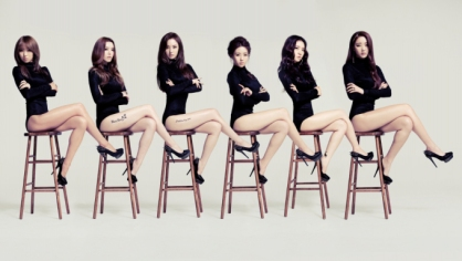 "Dal Shabet Merilis Foto Teaser ""Look At My Legs"""