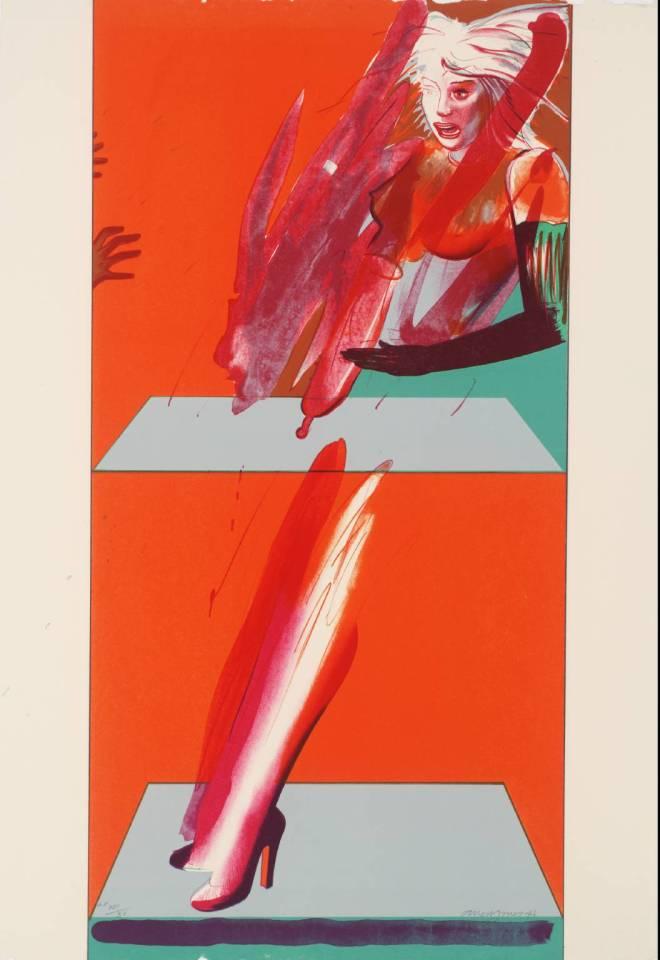 Allen Jones, I, 1976. Tate Gallery, London