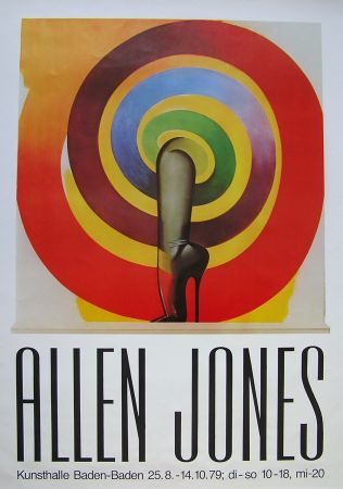 Allen Jones, Sheer Magic