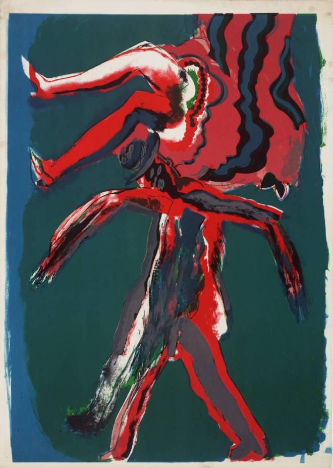 Allen Jones, Untitled