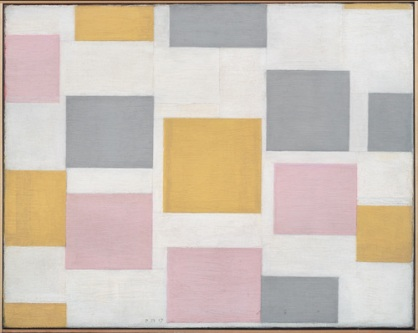 Piet Mondrian, Composition with Color Planes 5