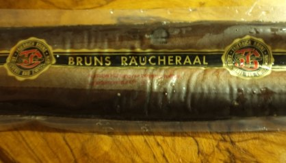 Bruns Raucheraal - Smoked Eel