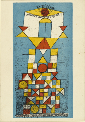 Paul Klee, The Sublime Side, MOMA, New York