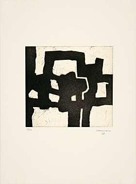 Eduardo Chillida, Homenaje a Picasso