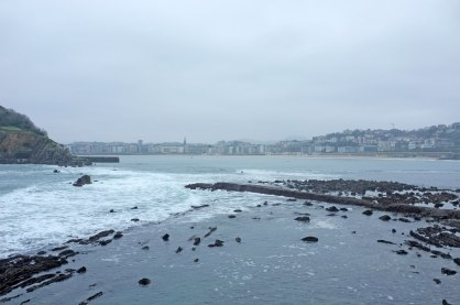 Concha Bay, San Sebastian. Photo NM.