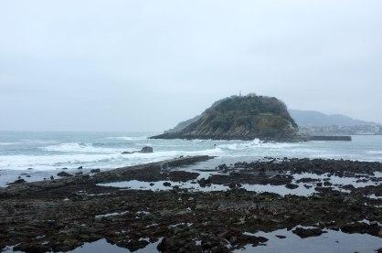 Looking east: Santa Clara island