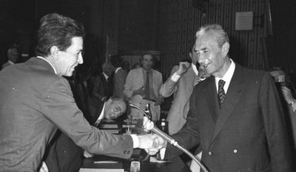 Historical Compromise in Italy: Enrico Berlinguer and Aldo Moro