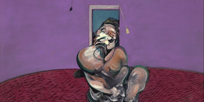 Francis Bacon, Portrait of George Dyer Talking.