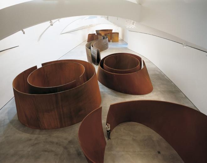 Richard Sera, The Matter of Time, 1994-2005, Guggenheim Bilbao