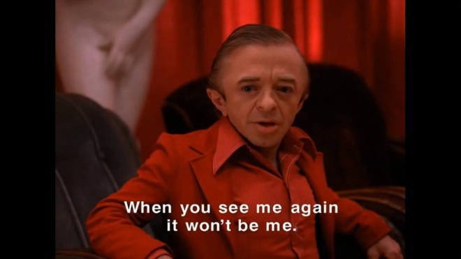 Twin Peaks, a film by David Lynch