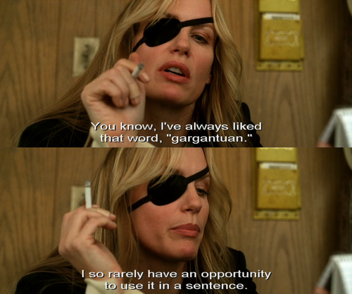 Kill Bill, a film by Quentin Tarantino