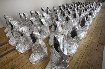 Kader Attia, Ghosts, 2007