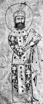 Alexius I Comnenus, Emperor of Byzantium (1081 - 1118)
