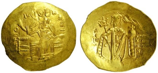 Byzantine Coins  - Period of Alexius I Comnenus