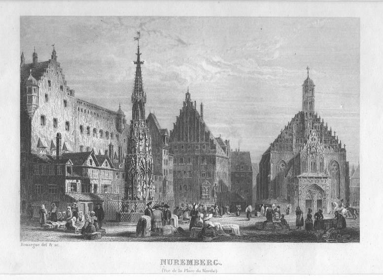 hauptmarkt_nuremberg_1850