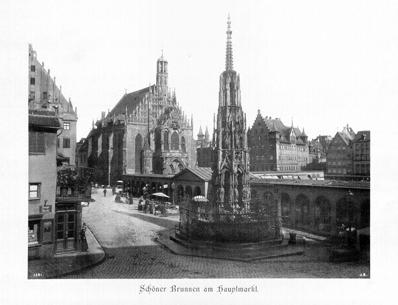 schone_brunnen_nuremberg_1891