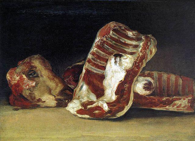 Goya Still Life